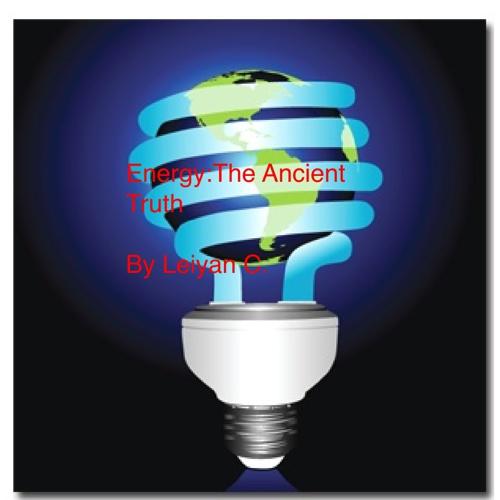 Boles Energy the ancient truth