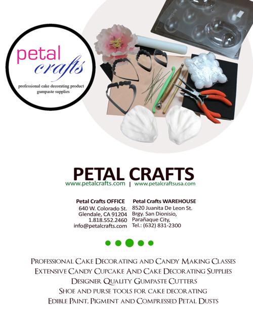 Petal Crafts 2015 Catalog