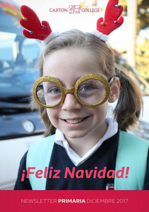 Newsletter Primary Diciembre Español