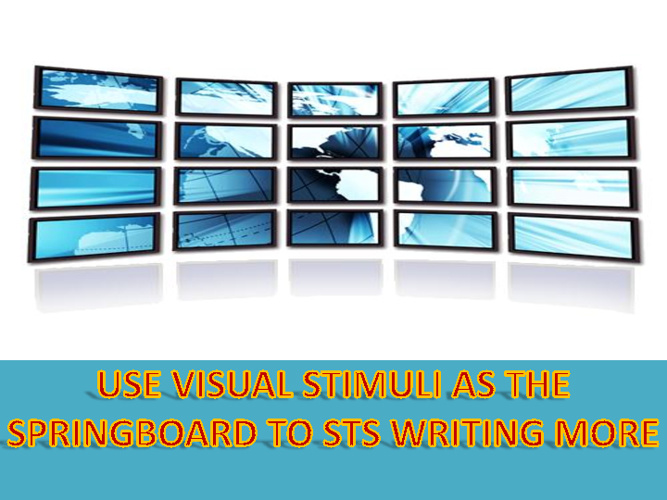 Visual Stimuli and Your Lessons