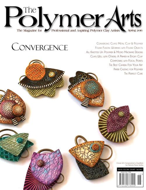 Sampler: ThePolymerArts Spring 2016 - Convergence