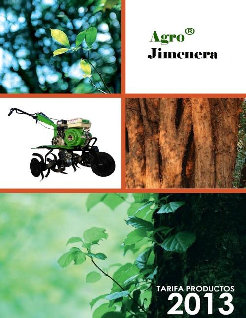 AgroJimenera Catalogo