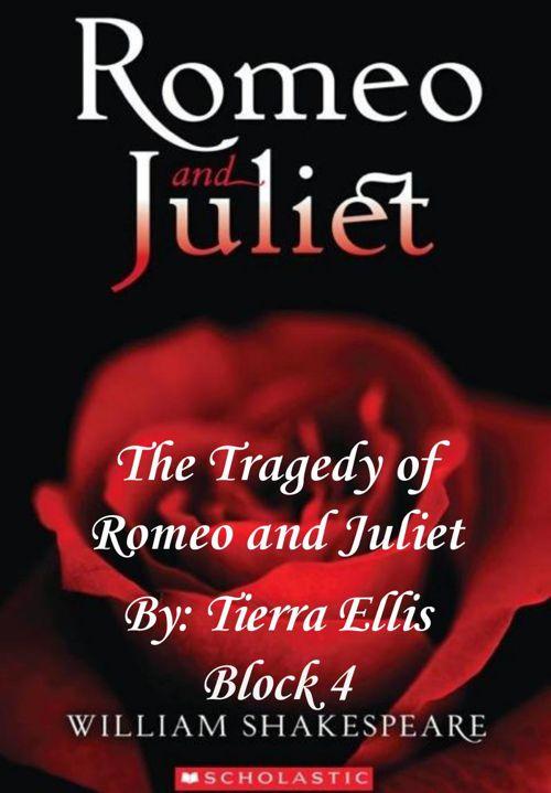 Romeo and Juliet Digital Scrapbook-Tierra Ellis