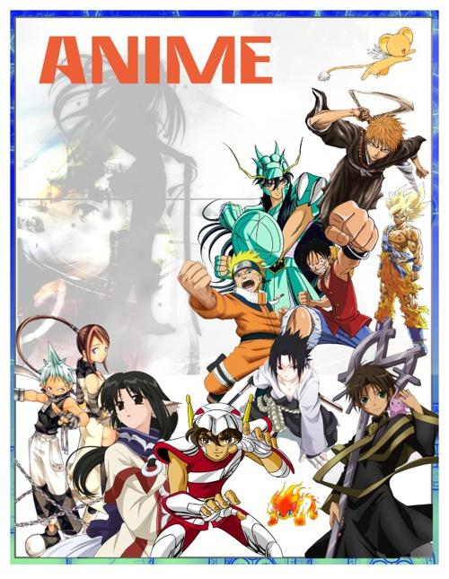 Catalogo Anime