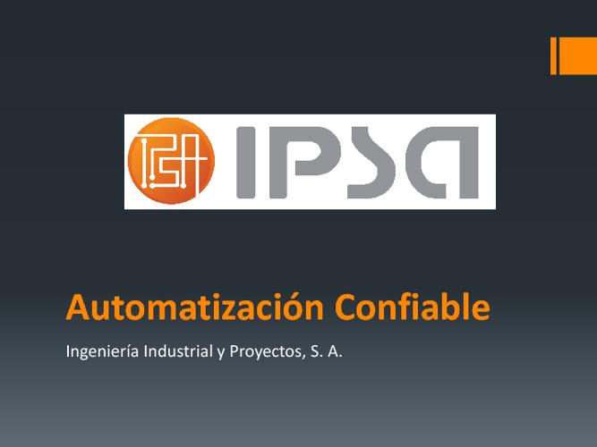 Presentacion Ipsa