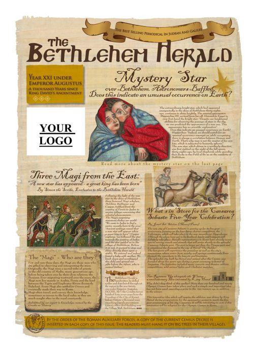 Holy Land News - English