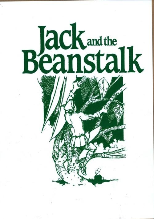 Economic Fairytale- Jack and the Beanstalk
