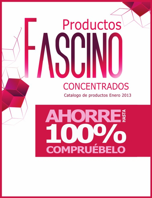 FASCINO CATALOGO ELECTRONICO