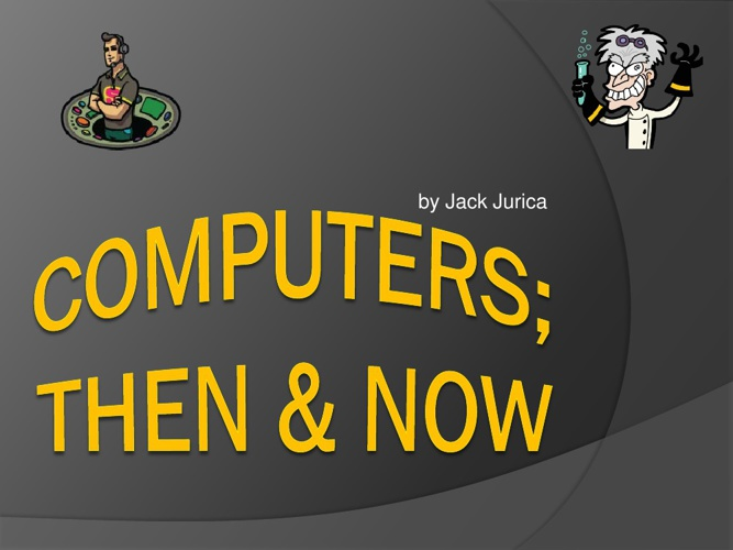 Version 4  of Computers Now