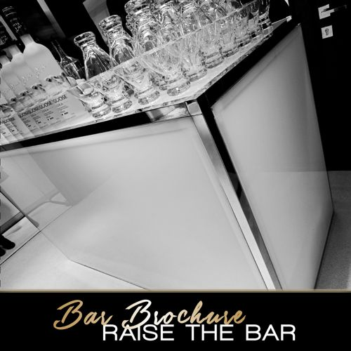 Marbella Event Furniture and Decor Rental - Bar Brochure