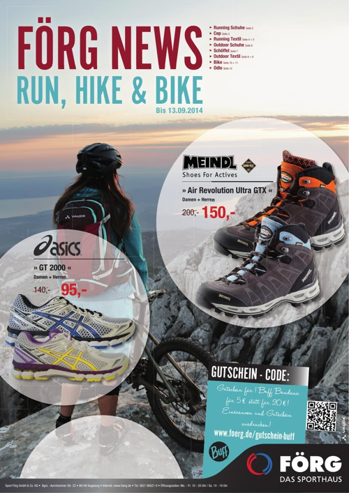 extra news run, hike & bike_blätterkatalog_07.2014_cep