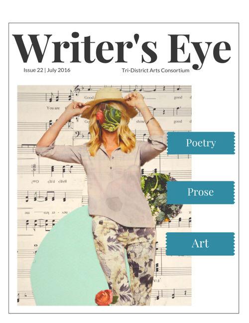 Writers Eye Journal 2016