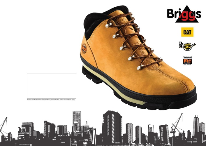 CSLTD - Safety Footwear Catalogue