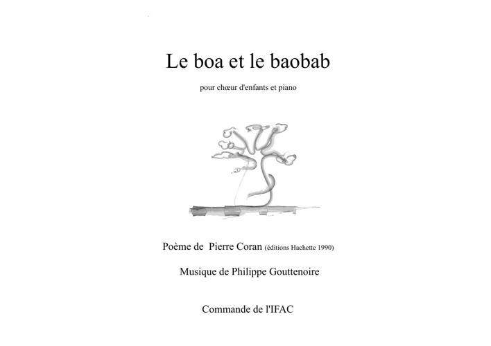 Le boa et le baobab