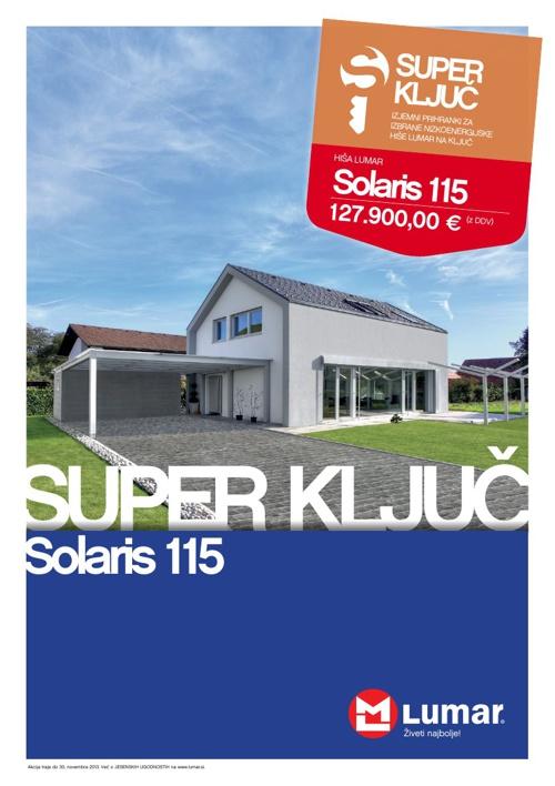 Lumar Solaris 115