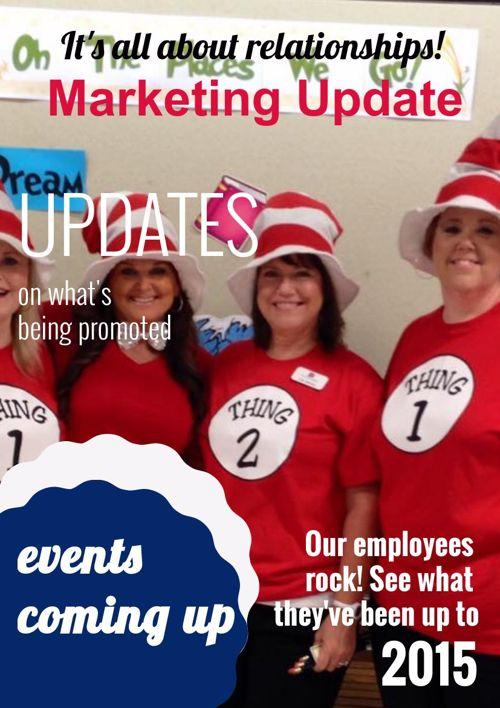 September Marketing  Update