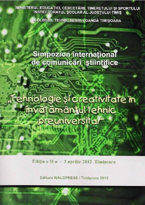 Simpozion Tehnic 2012