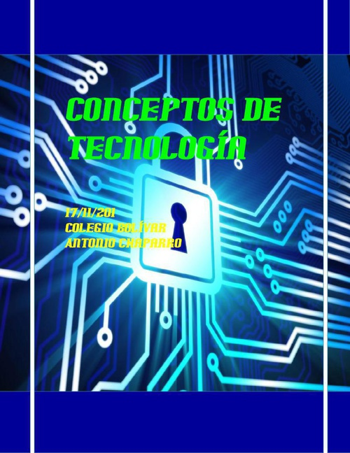 Word ICT Antonio Chaparro 6G2