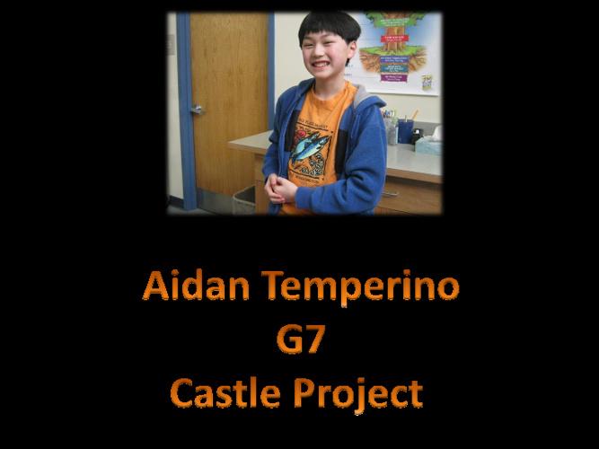 G7 Castles Aidan Temperino