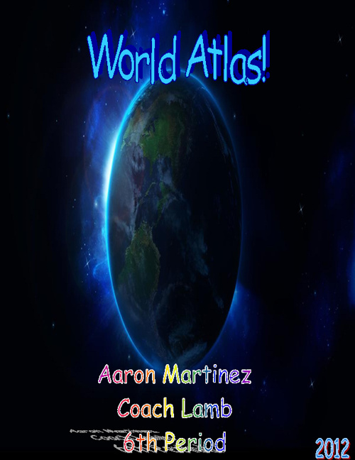 World Atlas!