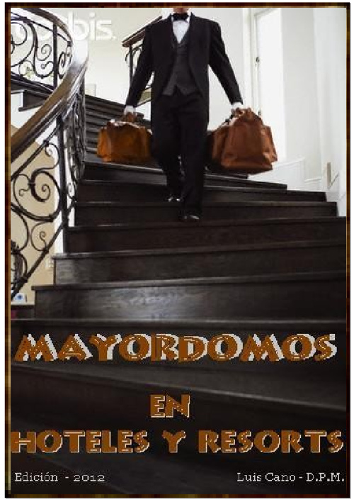 MAYORDOMOS EN HOTELES Y RESORTS