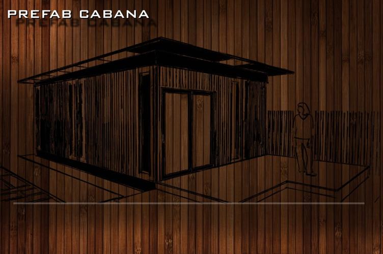 Prefab Cabana