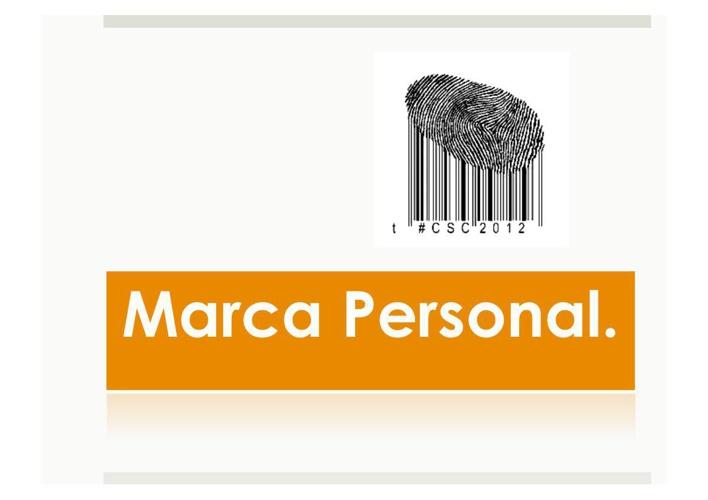 Saltillo-Marca Personal