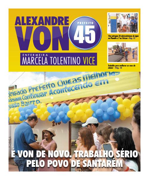 Jornal Interativo Von Prefeito 45