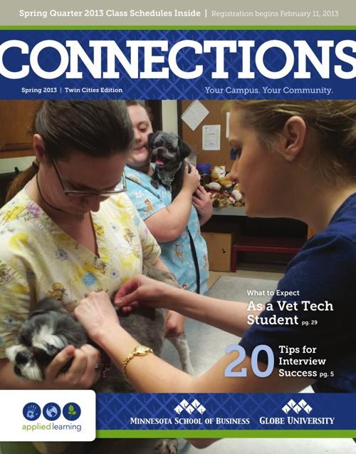 Metro Connections Magazine