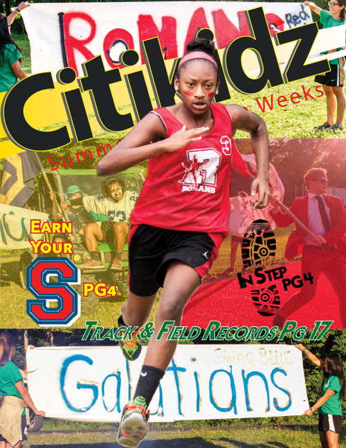2016 Citikidz Camp Book