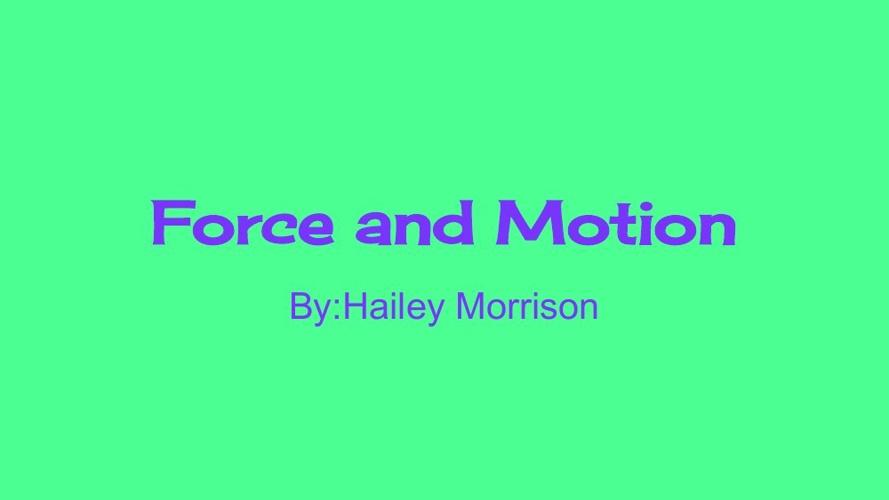 ForceandMotion-3