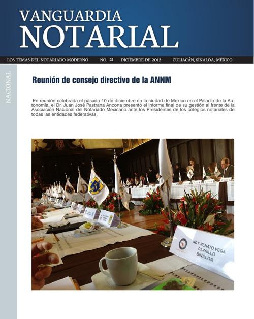Vanguardia Notarial