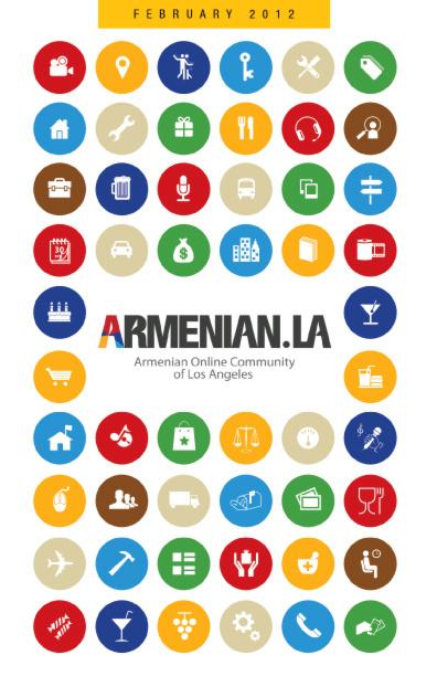 Armenian.LA Booklet