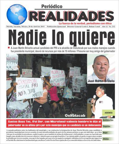 Periodico Realidades Edición 211_2