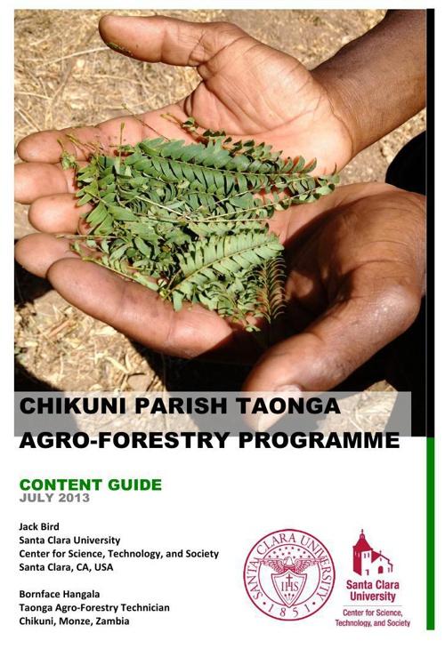 Chikuni Parish Taonga  Agro-Forestry Programme