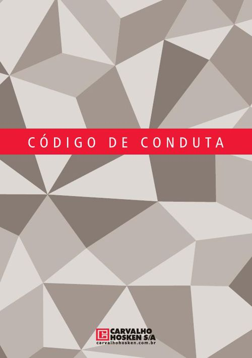 CODIGO DE CONDUTA