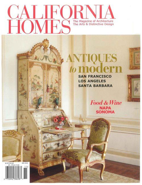 California Homes Magazine Nov-2010