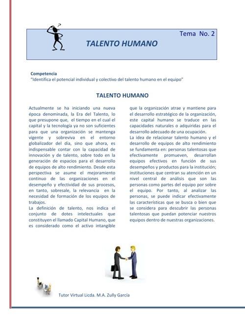 Competencia No.1 tema 2