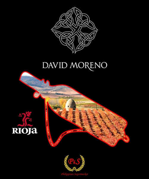 Catalog David Moreno Spanish Wines