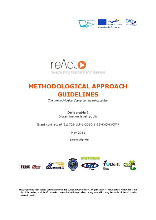reAct Methodological Design