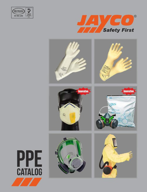 Jayco Safety PPE Catalog Edition 3 (2013)