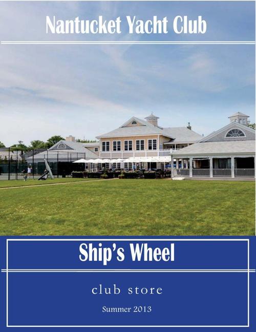 Ships Wheel Catalog 2013
