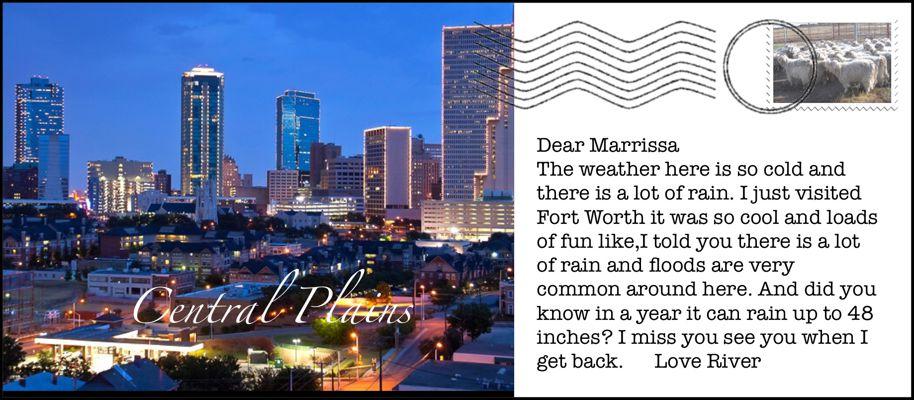 Lockhart: Texas Regions LifeCards App Project