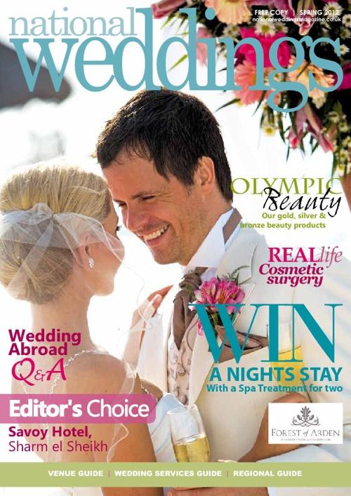 National Weddings Magazine Spring 2012