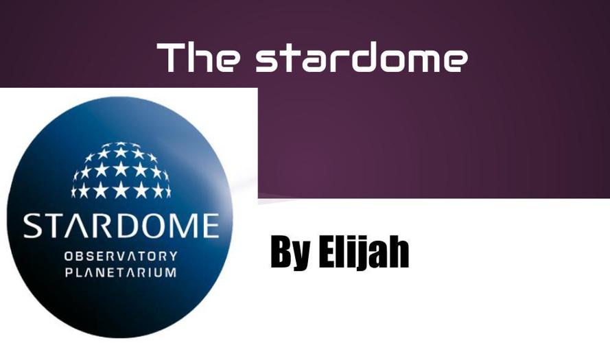 Elijah's stardome experience