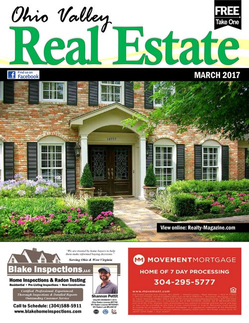 Ohio Valley Real Estate Magazine | WV and Ohio