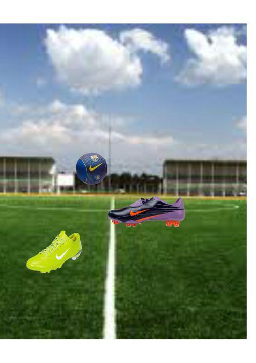 Prendas de futbol