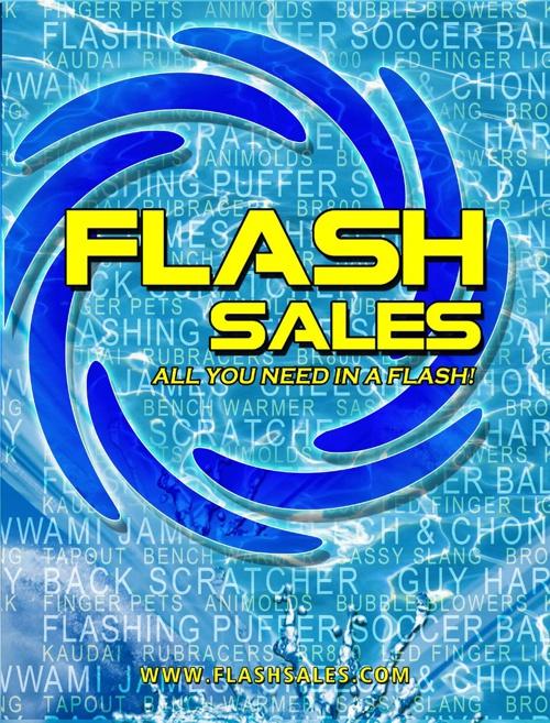 Flash Sales Catalog