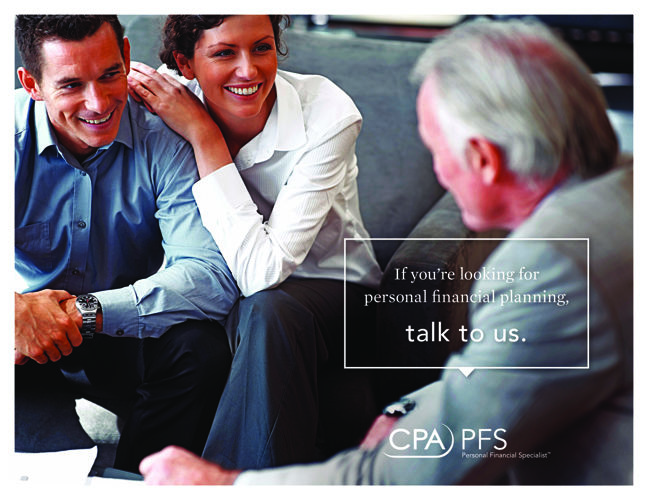 CPA Personal Financial Specialist