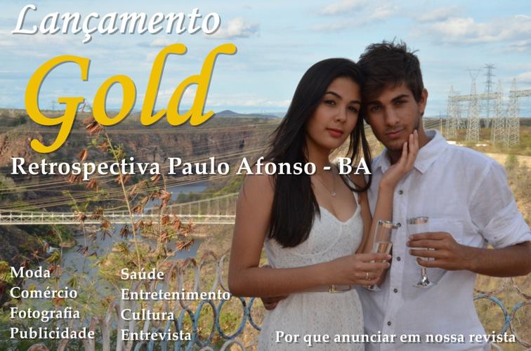 Capa GOLD
